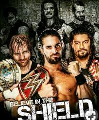 Pin by Alan Morizot on WWE Hounds of Justice   Wwe superstar roman reigns,  The new day wwe, The shield wwe