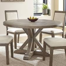 Star Molly My5454t Rustic 54 Round Dining Table Efo Furniture