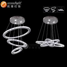 best quality mmodern new fancy home decoration crystal chandelier lighting om7729