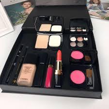 channel palette 9 in 1 make up palette kit kosmetik palette 9 in 1