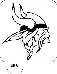 Vikings Football Coloring Sheet Vikings Coloring Pages Viking