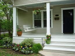 Image of: Front Porch Design Ideas