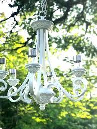 solar powered gazebo chandelier