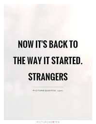 The Stranger Quotes Inspiration 48 Stranger Quotes QuotePrism