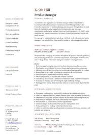 Product Manager Resume Pdf Product Manager Resume Pdf Cv Template Folo Us