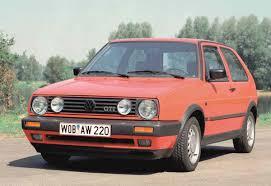 Volkswagen-Golf-GTI-MkII | Motor Clásicos | Pinterest | Volkswagen ...