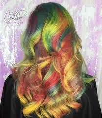 prettiest hair color ideas for long hair