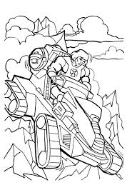 Print Coloring Pages Action Man Which