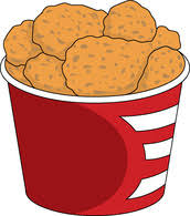 bucket of fried chicken clipart. Clipart Info For Bucket Of Fried Chicken