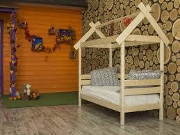 Детская <b>кровать</b> Избушка фабрика <b>Green</b> Mebel купить дешево в ...