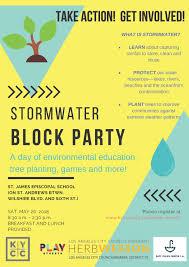 Block Party Flyer 05 26 2018 Stormwater Block Party Flyer Kycc Koreatown