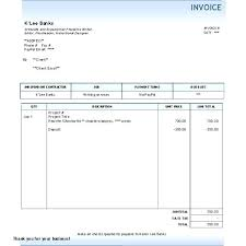 service rendered invoice services rendered invoice free sample of a bill of sale form