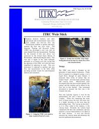 Irrigation Weir Design