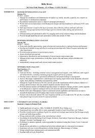 optimal resumes optimization analyst resume samples velvet jobs