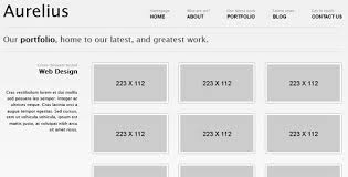 Website Layout Template Magnificent 28 Free And Premium Photography HTML Website Templates And Layouts