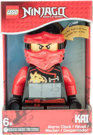 Amazon.com: Lego Ninjago Sky Pirates Kai Kids Minifigure Light up ...