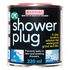 seal your leaking shower for 10 years with shower plug