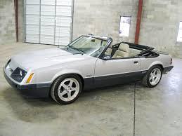 1986 Mustang GT Convertible 70k Miles / Original California ...