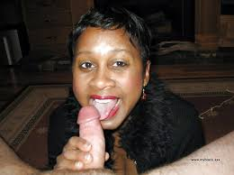 Mature ebony amateur blowjobs