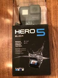 Обзор на <b>Экшн камера GoPro Hero</b> 5 Black Edition (CHDHX-501)