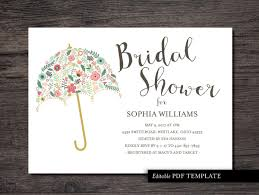 shower invitation templates 26 bridal shower invitation templates word psd ai eps