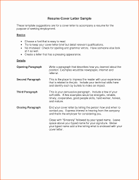 Cover Letter Samples For Resume Unique Example Resume Cover Page