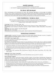 Junior Web Developer Resume Elegant Sample Resume For Net Developer Magnificent Net Developer Resume