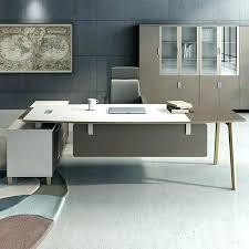 office desk modern. Modern Office Table White Desk Factory Direct Furniture With Side Cabinet Wooden . K