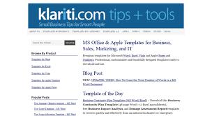 Access Klariti Com Templates Forms Checklists For Ms