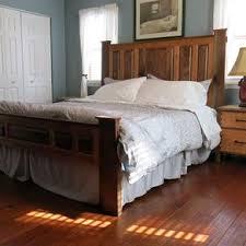 real wood bedroom furniture. custom craftstman style bespoke solid wood bedroom set real furniture