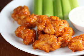 spicy boneless chicken wings. Brilliant Spicy Sweet And Spicy Wing Sauce Recipe For Boneless Chicken Wings O