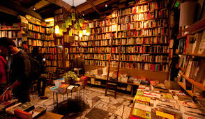 Image result for nyc bookshop Shakespeare and co.