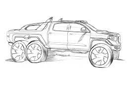 Toyota Tundra стал мощным шестиколесным красавцем по имени Hercules