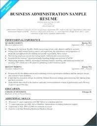 Administrative Objective For Resume Unique Nursing Administration Resume Examples Together With Business
