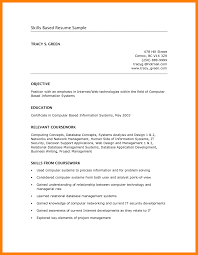 Skills Resume Examples Brilliant Ideas Of Examples Of Special