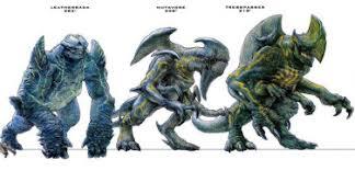 Kaiju Size Chart By Jaroslav Kosmina El Calabozo Del Amo