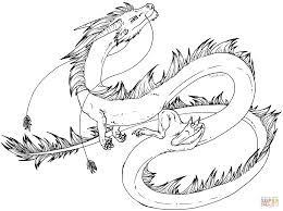 Dragon Coloring Pages Eastern Free Coloring Pages Printable