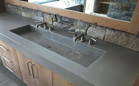 concrete bathroom vanity custom concrete bathroom sinks concrete bathroom vanity countertops