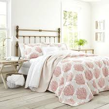 c coast cotton reversible quilt set by home laura ashley uk