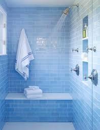 blue bathrooms. Bathroom Tile Blue Inspiration Bathrooms Glass