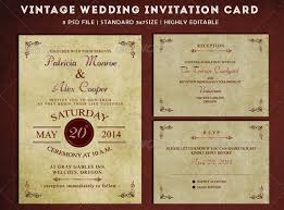 56 best wedding invitations & graphics images on pinterest Vintage Wedding Invitation Templates Photoshop vintage wedding invitation Wedding Invitation Templates Blank
