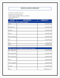 weekly schedule example 023 template ideas cleaning checklist interesting best of