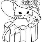 Disegni Di Gatti Da Colorare E Stampare Gratis