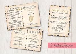 destination wedding save the date postcards. destination-wedding-save-the-date-passport-card destination wedding save the date postcards i