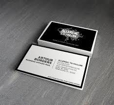 allergic to failure business cards digital marketing print advertising