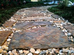 flagstone landscaping. Interesting Landscaping Flagstone Pathway Traditionallandscape Inside Landscaping F
