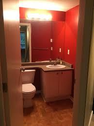 a plumber to install bathroom vanity