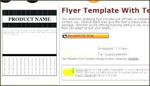 Tutor Flyer Templates Tutoring Flyer Template Theredteadetox Co