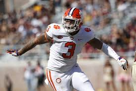 Clemson Football Depth Chart 2019 First Look 2019 College Football Depth Charts The Athletic