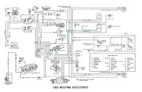 66 Mustang Color Chart 65 Mustang Wiring Harness Diagram My Wiring Diagrams